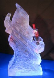 Ski Vodka Luge
